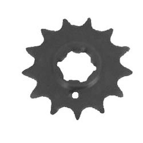 KS003847 - Kawasaki ATV 13 tooth front sprocket. Fits KLT200A, KLT250A/C/P