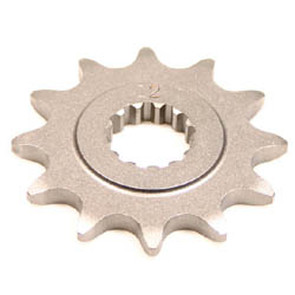 KS003854 - Suzuki ATV 12 tooth front sprocket. Fits LT160E, LTF160, ALT185 & more