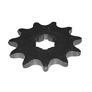 KS003858 - Yamaha ATV 11 tooth front sprocket. Fits many 80's ATV models.