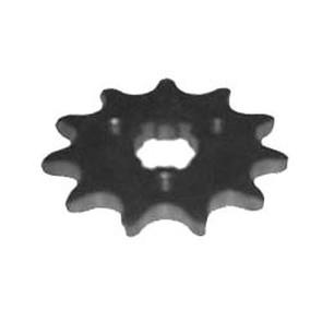 KS003859 - Yamaha ATV 11 tooth front sprocket. Fits Tri-Moto, Big Wheel, etc