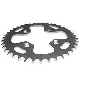 KS003880 - Honda ATV 40 tooth rear sprocket. Fits 87 ATC350X.
