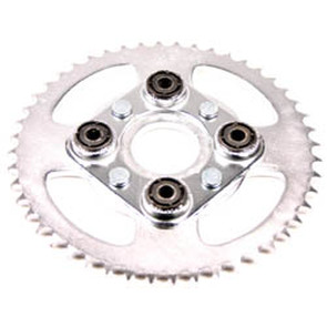 KS003923 - Honda ATV 48 tooth rear sprocket. Fits: ATC110/125, TRX125, ATC125M.