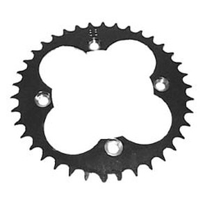 KS003991 - Kawasaki ATV 39 tooth rear sprocket. Fits 87-88 KXF250-A Tecate.