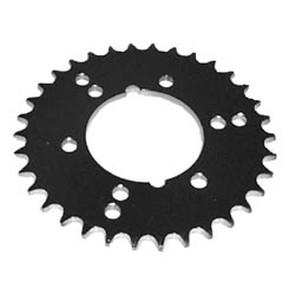KS004965-W1 - Polaris ATV 34 tooth rear driven sprocket. Fits Sportsman & more