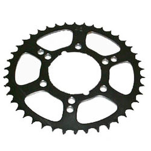 KS004967-W1 - Polaris ATV 42 tooth rear driven sprocket. Fits many 6x6 models