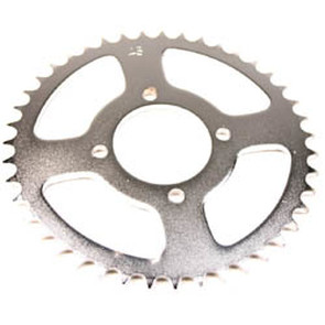 KS007055 - Kawasaki ATV 43 tooth rear sprocket. Fits many Lakota models