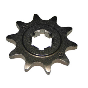 KS100960 - Suzuki ATV 10 tooth front sprocket. Fits 89-03 LT80