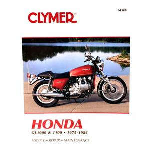 CM340 - 75-83 Honda GL1000 & GL1100 Gold Wing Repair & Maintenance manual