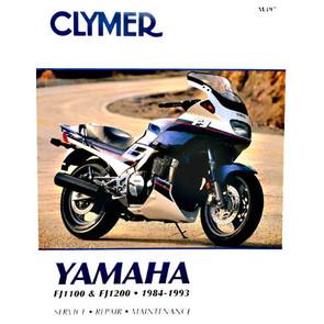 CM397 - 84-93 Yamaha FJ1100 & FJ1200 Repair & Maintenance manual