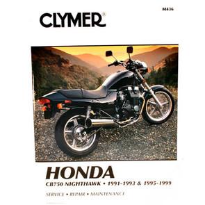 CM436 - 91-93 & 95-99 Honda CB750 Nighthawk Repair & Maintenance manual