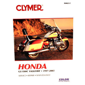 CM462 - 97-03 Honda GL1500C Valkyrie Repair & Maintenance manual