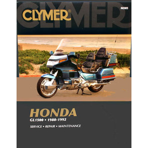 CM505 - 88-92 Honda GL1500 Gold Wing Repair & Maintenance manual