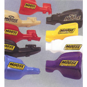 MHG502BK - Moose Handguards For Polaris w/Metal Throttle Assy