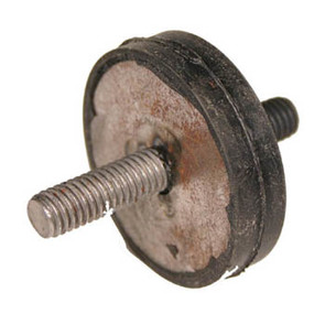 """MM-101C - 1/2"""" Thick, Coarse Threads Motor Mount"""