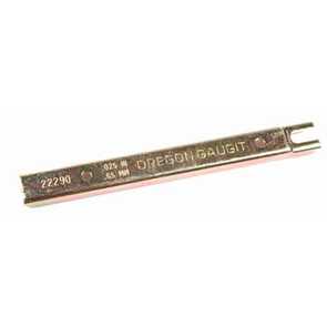 """22290 - .025"""" Depth Gauge Tool for use with .325"""" pitch"""