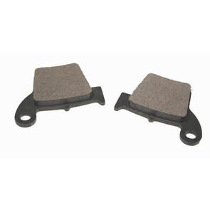 MX-05002 - Honda Rear Brake Pads. 02-03 CR125R, 02-03 CR250R