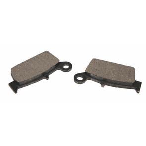 MX-05268 - Honda Rear Brake Pads. 99-02 CR80R, 00-02 CR80RB, 87-01 CR125R, 95-03 CR250R, 87-01 CR500R