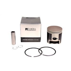 NA-10003-2 - Piston Kit. .020 oversized. Fits 99-04 Honda TRX400EX, Hi-Compression.