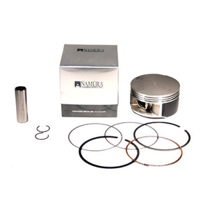 NA-40004 - Piston Kit. Standard Size. Fits many Yamaha 660cc Raptor & Grizzly ATV