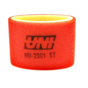 NU-2381ST - Uni-Filter Two-Stage Air Filter for 88-98 Kawasaki KLF 220/300.
