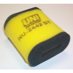 NU-2442ST - Uni-Filter Two-Stage Air Filter for 83-89 Suzuki ALT/LT 125/185