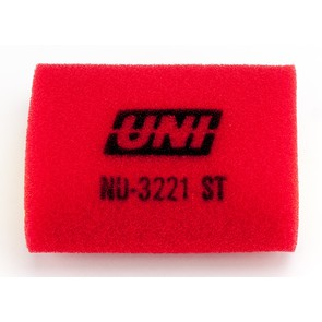NU-3221ST - Uni-Filter Two-Stage Air Filter. For many Yamaha Grizzly 300 ATVs