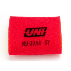 NU-3248ST - Uni-Filter Two-Stage Air Filter. For many Yamaha Bruin 350 and Kodiak 400/450 ATVs