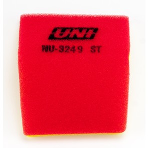 NU-3249ST - Uni-Filter Two-Stage Air Filter. For many Yamaha YFM100 Champ, Raptor 50, Badger 80, Grizzly 80, Raptor 80 ATV