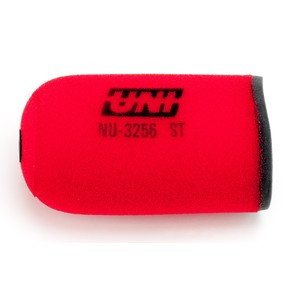 NU-3256ST - Uni-Filter Two-Stage Air Filter. For Yamaha YFM700 Raptor ATVs
