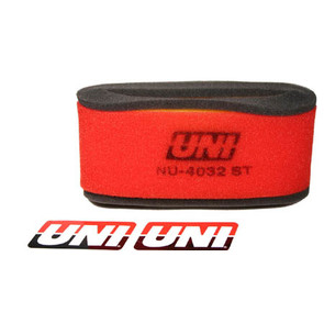 NU-4032ST - Uni-Filter Two-Stage Air Filter for 77-84 Honda Odyssey