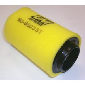 NU-8503ST - Uni-Filter Two-Stage Air Filter for 00 Polaris Magnum 325, 99-02 Magnum 500, up to 00 Sportsman 335, 99-07 Scrambler 500, 96-07 Sportsman, 00 Trailboss, 00-02 Xpedition 325, 00-02 Xpedition 425