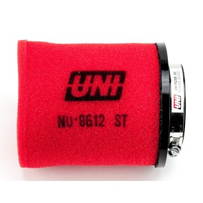 NU-8612ST - Uni-Filter Two-Stage Air Filter for many 2015-newer Arctic Cat Alterra 550/700, XR 500/550/700 ATVs