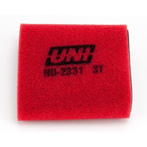 NU-2331ST - Uni-Filter Two-Stage Air Filter. For many KVF360 Prairie ATVs