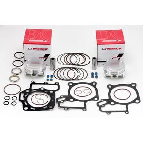 PK1822 - 4 Stroke 700cc Kawasaki ATV top end kit, std 11.5:1 compression