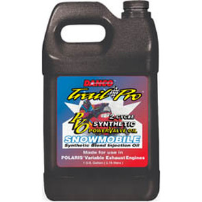 2506-P1000-1 - 1 gallon of Synthetic Blend for Polaris Power Valve Snowmobiles (actual shipping charges apply)