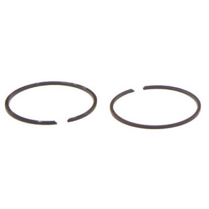 R09-685-1 - OEM Style Piston Rings. Arctic Cat & John Deere 340cc twin Kawasaki engines. .010 oversized