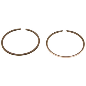 R09-762 - OEM Style Piston Rings. 69-82 Ski-Doo 640cc twin. Left Piston. Std size.