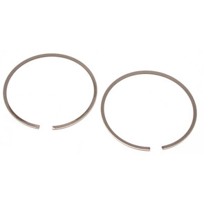 R09-800-1 - OEM Style Piston Rings for Yamaha 82-newer 250cc single. .010 oversized