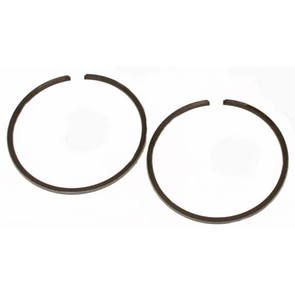 R09-810 - OEM Style Piston Rings, 71-72 Yamaha SL292. Single Cylinder. Std size.