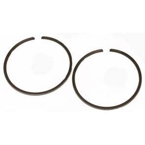 R09-810-2 - OEM Style Piston Rings, 71-72 Yamaha SL292. Single Cylinder. .020 oversized