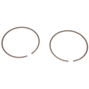 R09-813-2 - OEM Style Piston Rings. 84-06 Yamaha 485 twin. .020 oversized.