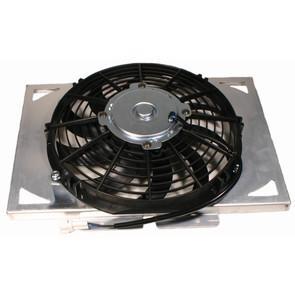 RFM0007 - Yamaha 5UG-E2405 Rhino UTV Cooling Fan Motor Assembly