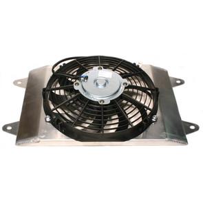 RFM0009 - Yamaha 5B4-E2405 08-newer Rhino 700 UTV Cooling Fan Motor Assembly