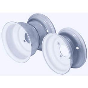 """AZ1005 - 8""""  Steel Wheel, 7"""" wide"""