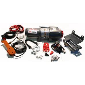 RU4500 - Runva Falcon 4500 lbs ATV & UTV Winch