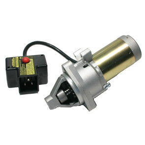 SCH0053 - Briggs & Stratton Snowblower Electric Starter. 110v, 14 tooth