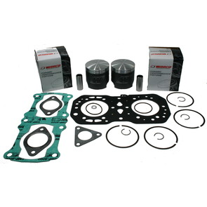 SK1369 - Std Polaris Piston Kit. 98-06 Liquid Cooled 500 EC45PL097 engine.