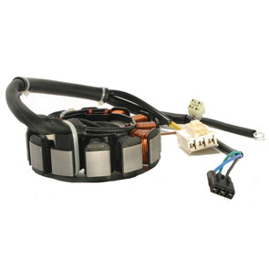 Stator for most 2007-current Arctic Cat Snowmobiles with 2-stroke Twin Engines with EFI