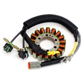 SM-01370 Ski-Doo Aftermarket Stator with Pickup Coils for Most 2008-2018 Carbureted 600 & 800 Model Snowmobiles