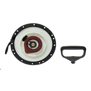 Complete Recoil Assembly for many 2000-2014 Ski-Doo Snowmobiles